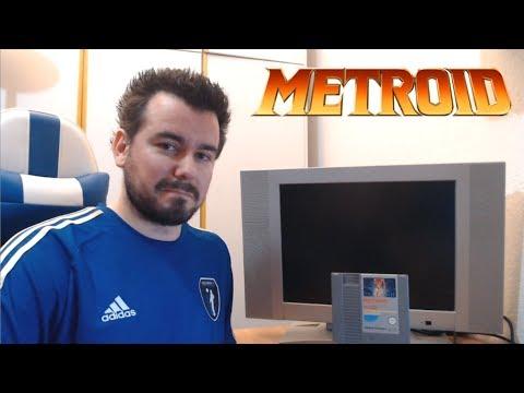 METROID (NES) - La primera aventura de Samus Aran