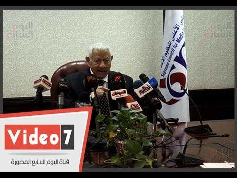 """مكرم محمد أحمد: مسلسل """"أبو عمر المصرى"""" واضح ولا مخالفات فى وقائعه"""