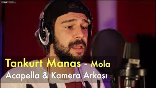 """Tankurt Manas """"Mola"""" Acapella - Kamera Arkası // Groovypedia Studio Sessions"""