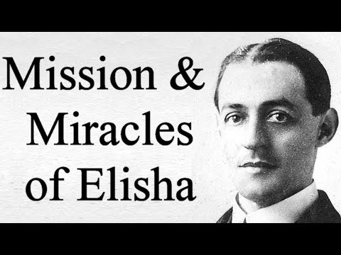 The Mission & Miracles of Elisha - A. W. Pink / Christian Audio Book (2 of 2)