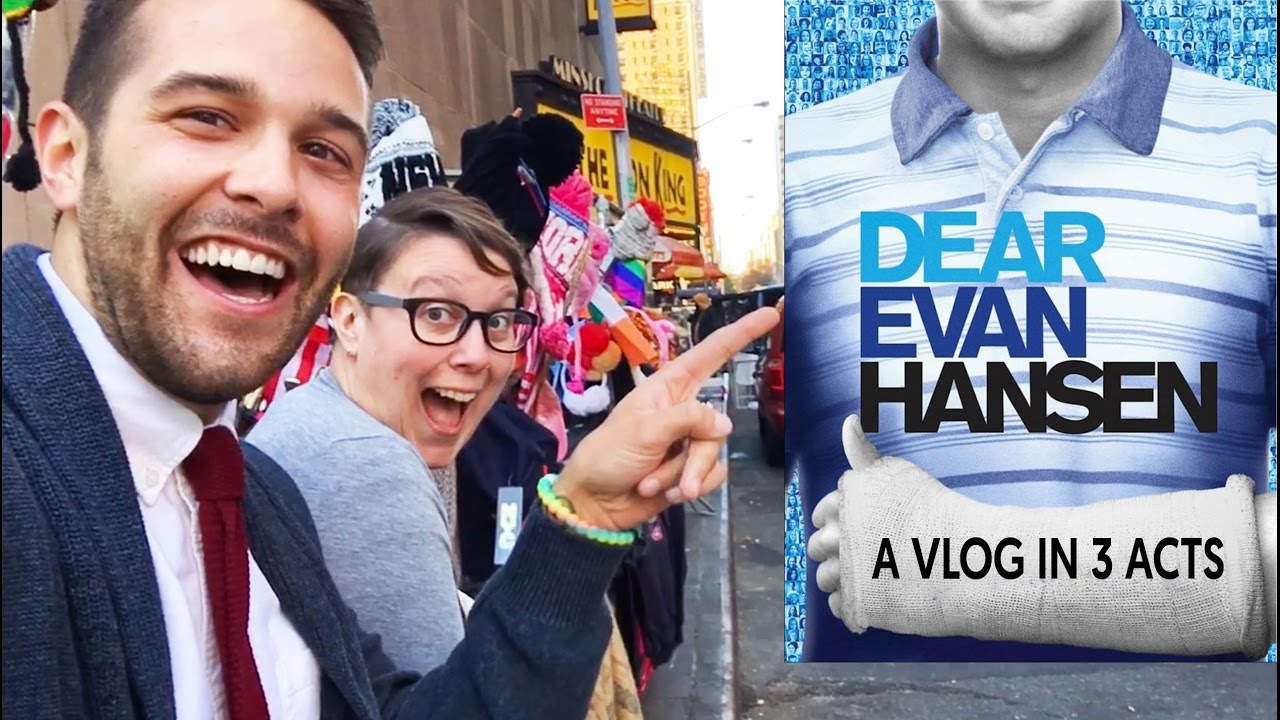Dear Evan Hansen Tour Seattle 2018