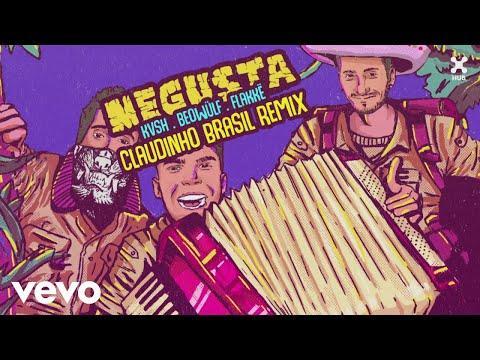 KVSH, Beowülf, Flakkë - Me Gusta (Claudinho Brasil Remix) (Áudio Oficial) ft. Emy Perez