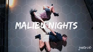 """Malibu Nights"" Lany OFFICIAL DANCE VIDEO 
