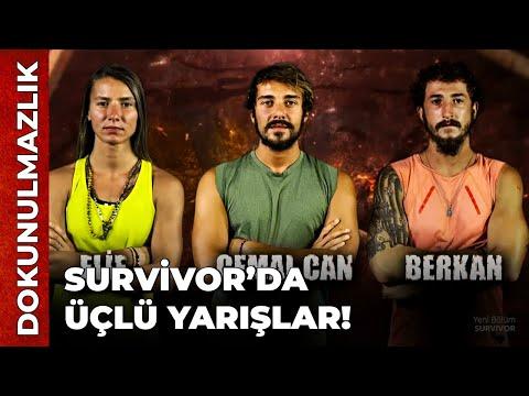 Dokunulmazlık Oyunu 1. Kısım | Survivor 2020