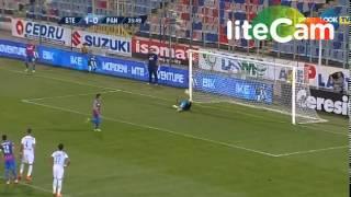 Steaua 6-0 Pandurii! Performanta FABULOASA stabilita de Keseru in tricoul Stelei!