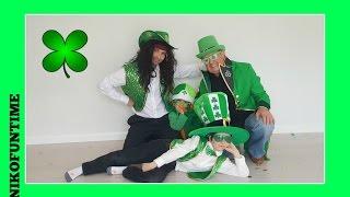 DANCE CHALLENGE! Happy St. Patrick's Day!