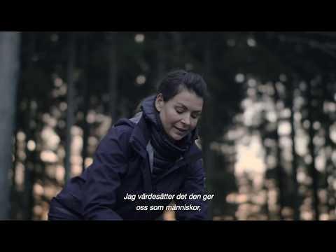 Livet i en Mitsubishi OUTLANDER PLUG-IN HYBRID med Renata Chlumska: Naturen