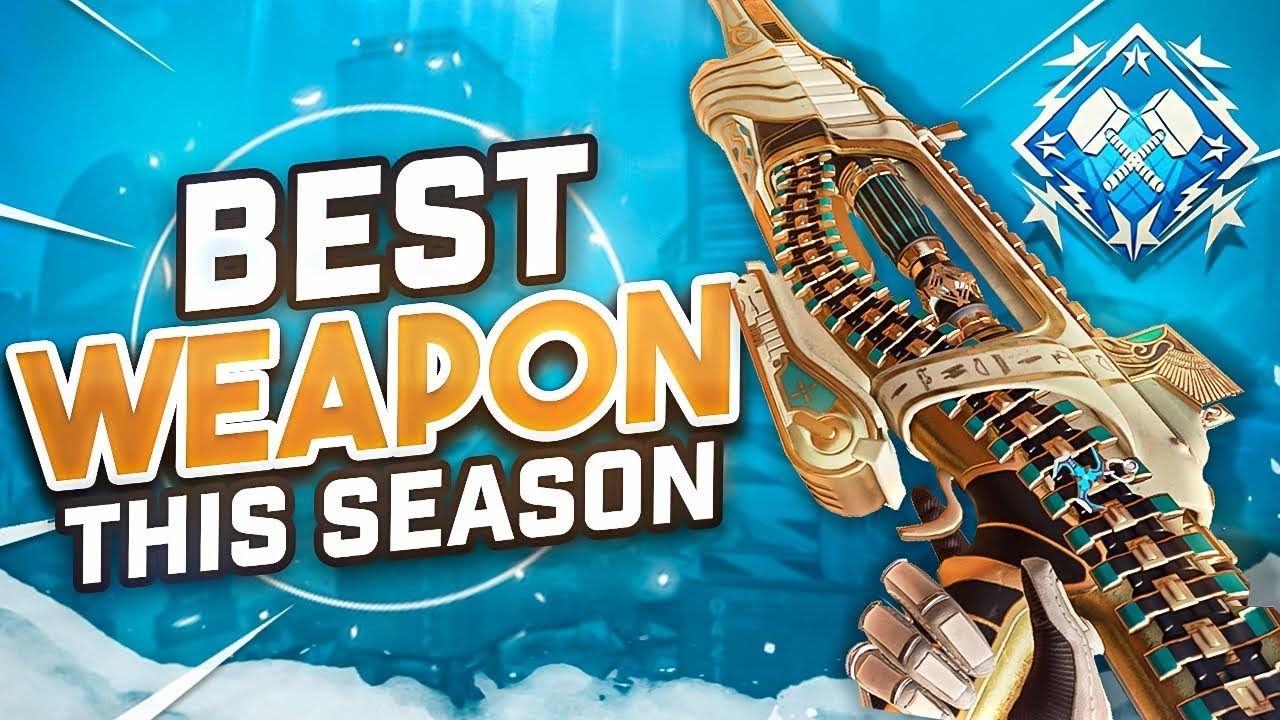 Ratchet - This Might be The BEST WEAPON In SEASON 7! (Apex Legends)