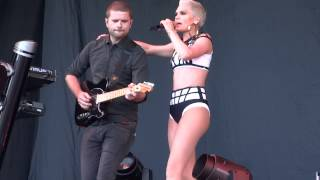 Jessie J - Do It Like A Dude Live At V Festival Weston Park August 2013