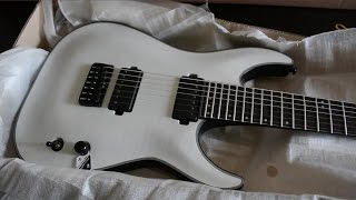 Schecter Keith Merrow KM-7 (Unboxing)