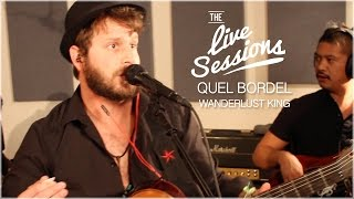 Gogol Bordello - Wonderlust King - Cover by Quel Bordel (The Live Sessions)