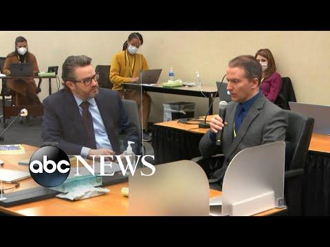 Derek Chauvin trial set for closing arguments