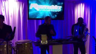DJ with Sax & Percussion Demo