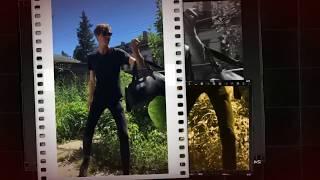 More videos of Matt Hitt via instagram stories July 2017