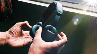 Marshall Mid Bluetooth Headphones Review!