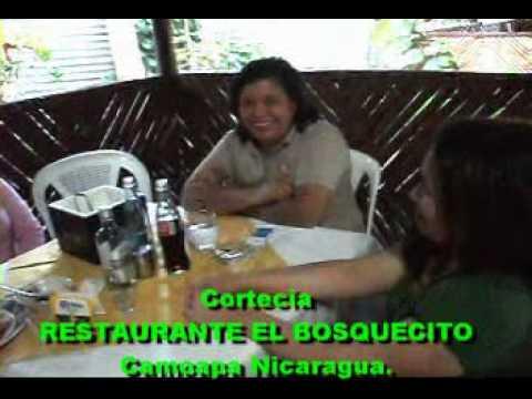 Alcira Somoza Restaurante el Bosquecito Camoapa Nicaragua