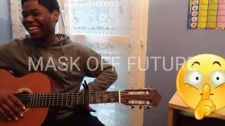 Mask off ( FUTURE) acoustic