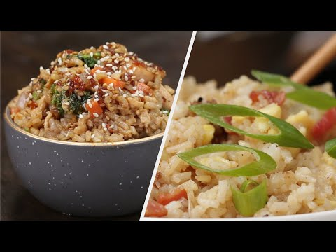 5 Yummy Recipes For Rice Lovers ? Tasty