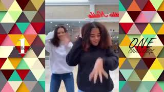 Bust down Tatiana dance (MUST WATCH😱)