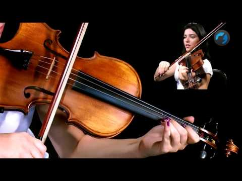 Brilha Brilha Estrelinha - Aula Para Iniciantes (como tocar violino)