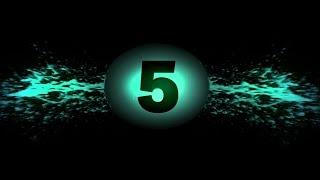 5 sec countdown timer ( v 423 ) boom explosion sound effects HD 4k