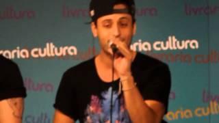 FLY - Cabelos De Algodão (LIVE acústico)