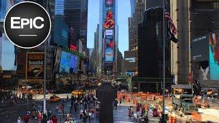 Times Square - New York City, USA (HD)