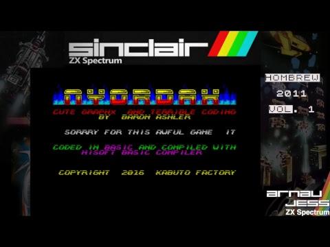 Homebrew 2011 Zx Spectrum Vol.1