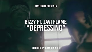 Bizzy & Javi Flame - Depressing (Official Video)
