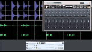 SONAR: Go Deeper - AudioSnap 2.0 Slicing and Sampling
