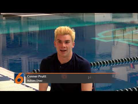 Hear freshman diver Conner Pruitt talk about his connection with the program and what he's learned since joining the team.