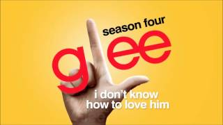 Glee - I Don't Know How To Love Him (Jesus Christ Superstar)