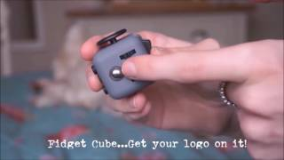 How to use a fidget cube.