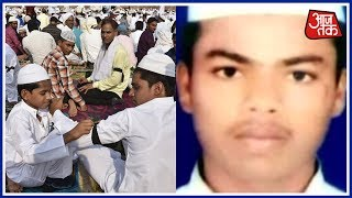 Eid At Ballabgarh  Villagers Mourn, Wear Black Bands To Protest Killing Of Muslim Boy