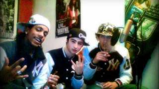 NDR Feat. Axel And Sabry- Três Flow's