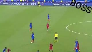 Portugal Vs France 1-0 - Eder Goal - July 10 2016 - Euro 2016 Final - [HD]