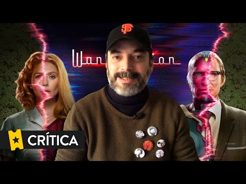 Crítica 'Bruja Escarlata y Visión' ['Wandavision'] (Disney +)