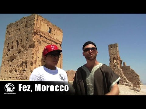 Merenid Tombs – Fes, Morocco