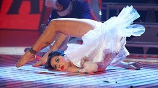 Contortionist Lucky - Britain's Got Talent 2012 Live Semi Final - UK version