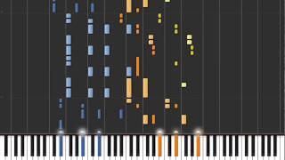MDK- Press Start (subzero) piano tutorial