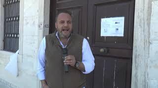 CELICO INTERROGATORIO DI GARANZIA PER L'EX SINDACO ANTONIO FALCONE