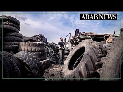 Egypt village turns a profit on used tires
