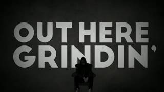NF - Grindin' ft. Marty (unofficial Lyrics Video)