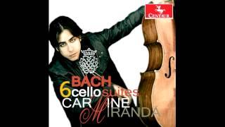 Prelude-Bach Cello Suite 1 by Carmine Miranda