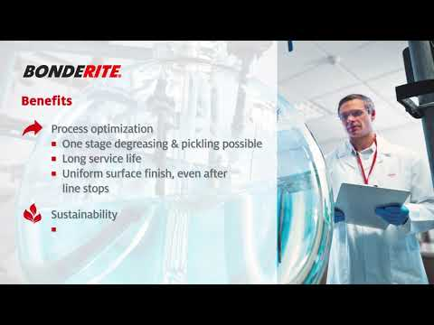 Bonderite – Focus on Cleaning Innovations