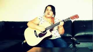"""Rihanna + Hellogoodbye - """"We Found Love/Here In Your Arms"""" (Cover and MY FIRST MASH-UP!)"""