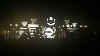 Dash Berlin @ Ultra Europe⎜Dash Berlin - Waiting (Dash Berlin Miami 2016 Remix)