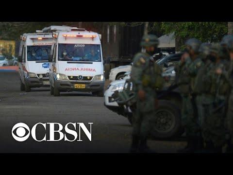 WorldView: Deadly prison riot in Ecuador
