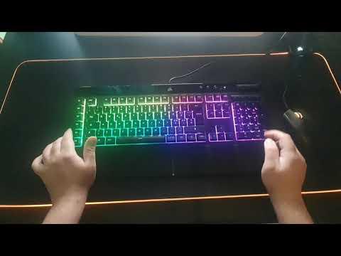 Tastiera Corsair K55 PRO XT -Recensione
