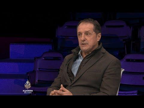 Tribina: Faruk Hadžibegić